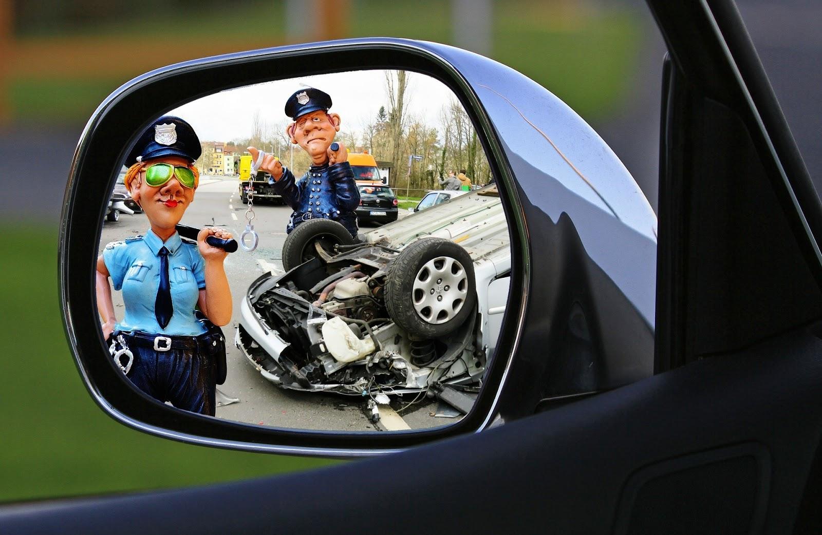 wypadek, policja, odszkodowanie za wypadek,