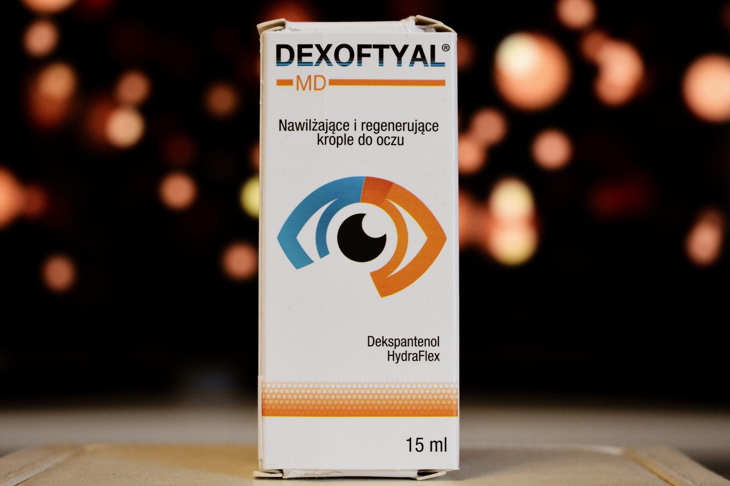 dexoftyal, suche oko, problem z suchym okiem,