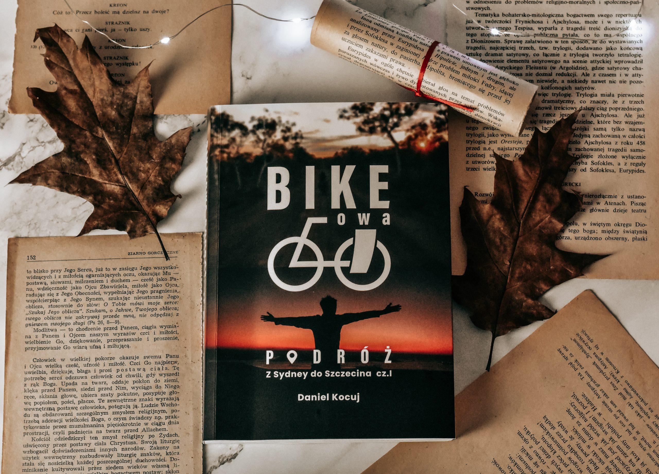 Daniel Kocuj, Bike'owa podróż